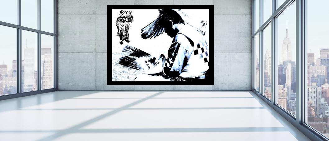 NY Gallery, Spirit Guide, Von Werden Art