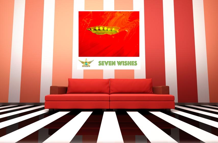 Interieur Red, Seven Beans, Von Werden Art