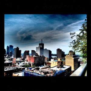 NY Cloudy Storm